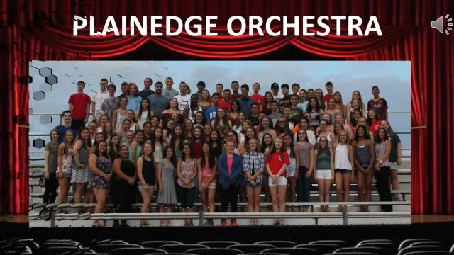 String Festival Presentation created by Plainedge Senior Stephanie Zenor